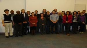 DIS PhD student Symposium, 2012